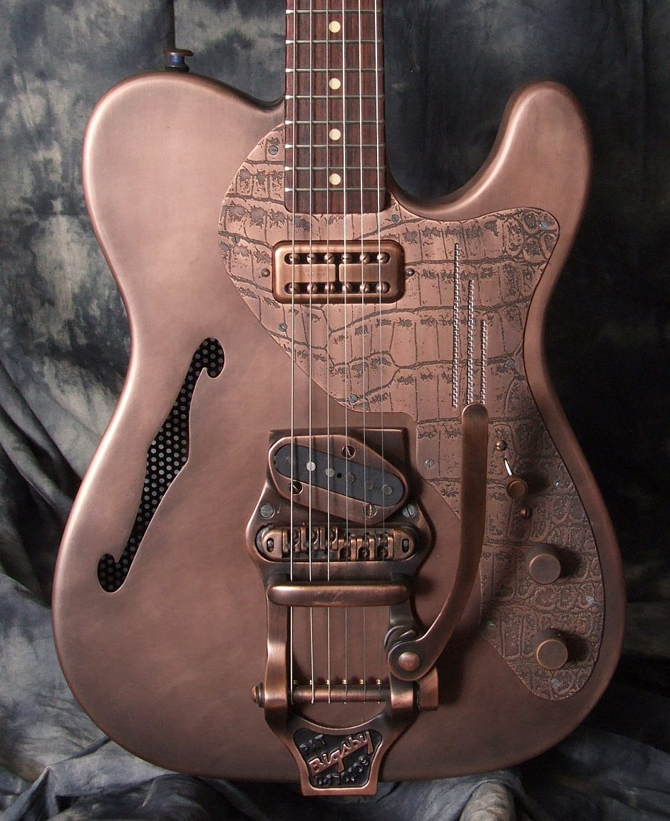Trussart_Steelcaster Bigsby_Top
