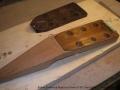 Broken Headstock Repair on Martin D-28 'Head Splice' Head Blank with Headplate
