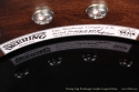 Vega Woodsongs Campfire Long Neck Banjo label
