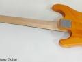 Alvarez Veillette Baritone Guitar full rear view