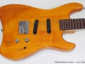 Alvarez Veillette Baritone Guitar top