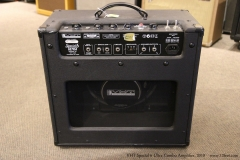 VHT Special 6 Ultra Combo Amplifier, 2010 Full Rear View
