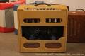 Victoria Amplifier 4541-T Tweed 'Bassman', 2002 Full Rear View