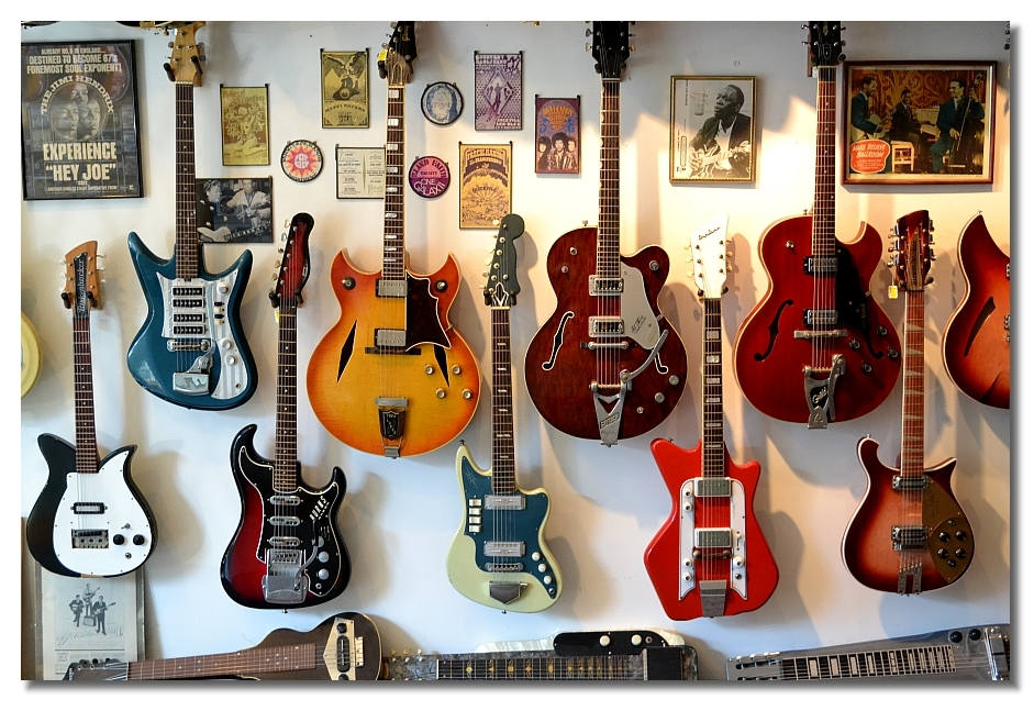 Vintage Guitars At The 12th Fret Www 12fret Com