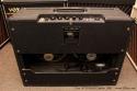 Vox AC10 2x10 Combo Amp 1965 full rear