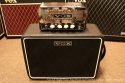 Vox Lil' Night Train Amp Head and V110NT Cabinet front