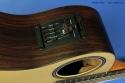 Walden B-1E Baritone Acoustic Electric controls