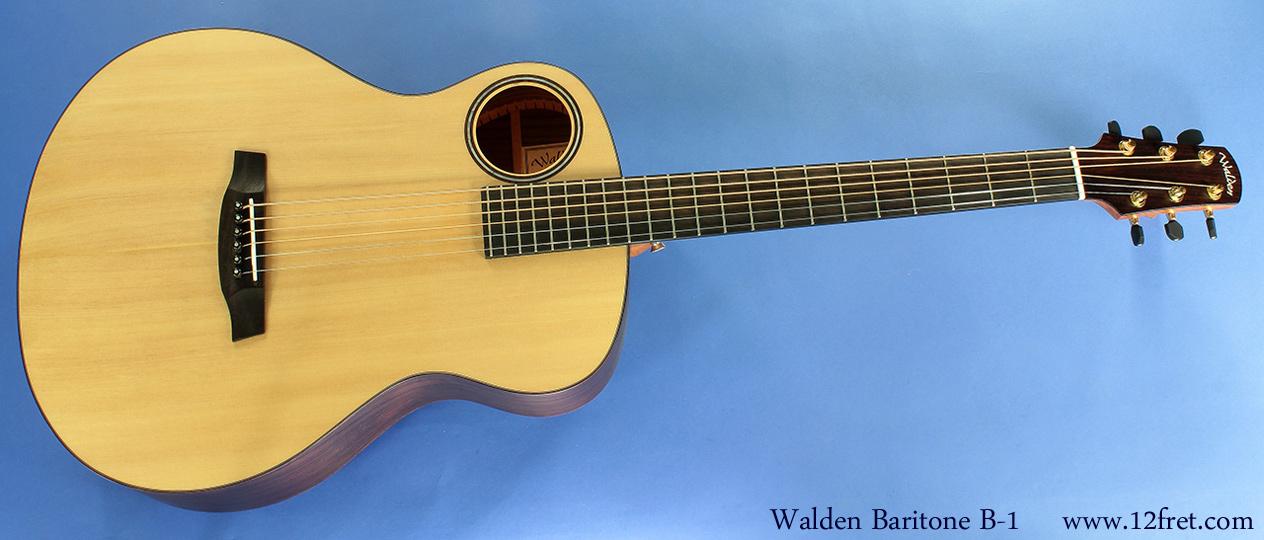 Walden Baritone B-1 full front