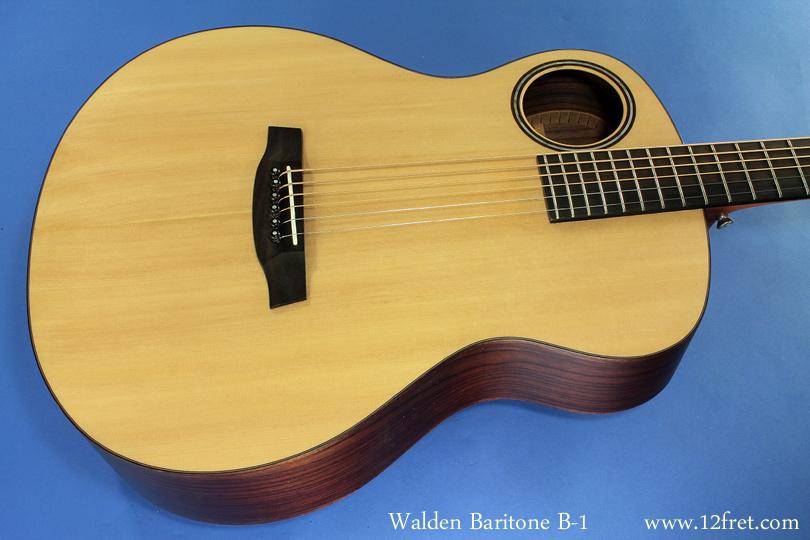Walden Baritone  B-1 top