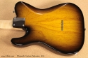 Warmoth Custom Telecaster 2011 back