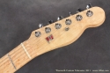 Warmoth Custom Telecaster 2011  head front view