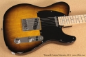Warmoth Custom Telecaster 2011 top