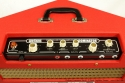Watkins Dominator Mark 1 V-Front Amplifier Reissue Dansette Red controls 1