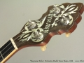 Weymann Style 1 Orchestra Model Tenor Banjo, 1926 head front
