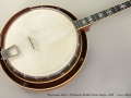 Weymann Style 1 Orchestra Model Tenor Banjo, 1926 top
