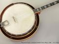Weymann Style 1 Orchestra Model Tenor Banjo, 1926 top