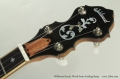 Wildwood Exotic Wood Series Frailing Banjo Head Front
