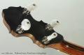 Wildwood Exotic Wood Series Frailing Banjo Head Rear