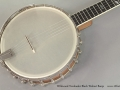 Wildwood Troubador Black Walnut Banjo Oil Finish top