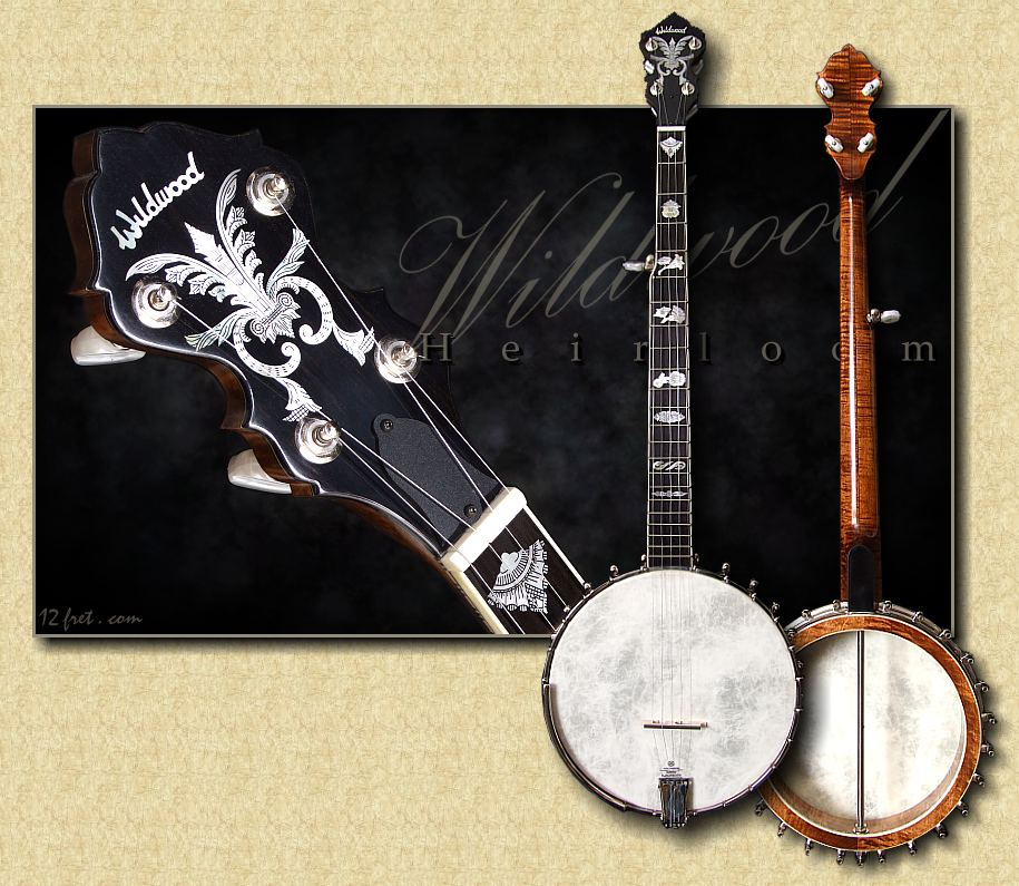 Wildwood_Heirloom_banjo