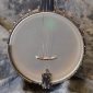 Wildwood Minstrel Open Back Banjo Top View