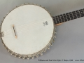 Williams and Son Echo Style 17 Banjo 1900 top