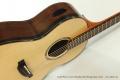 David Wren Concert Brazilian Steel String Guitar, 2015 Soundport View