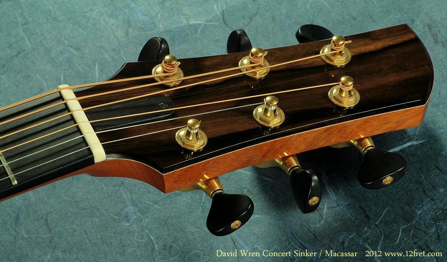 Wren Concert Sinker 2012 head front