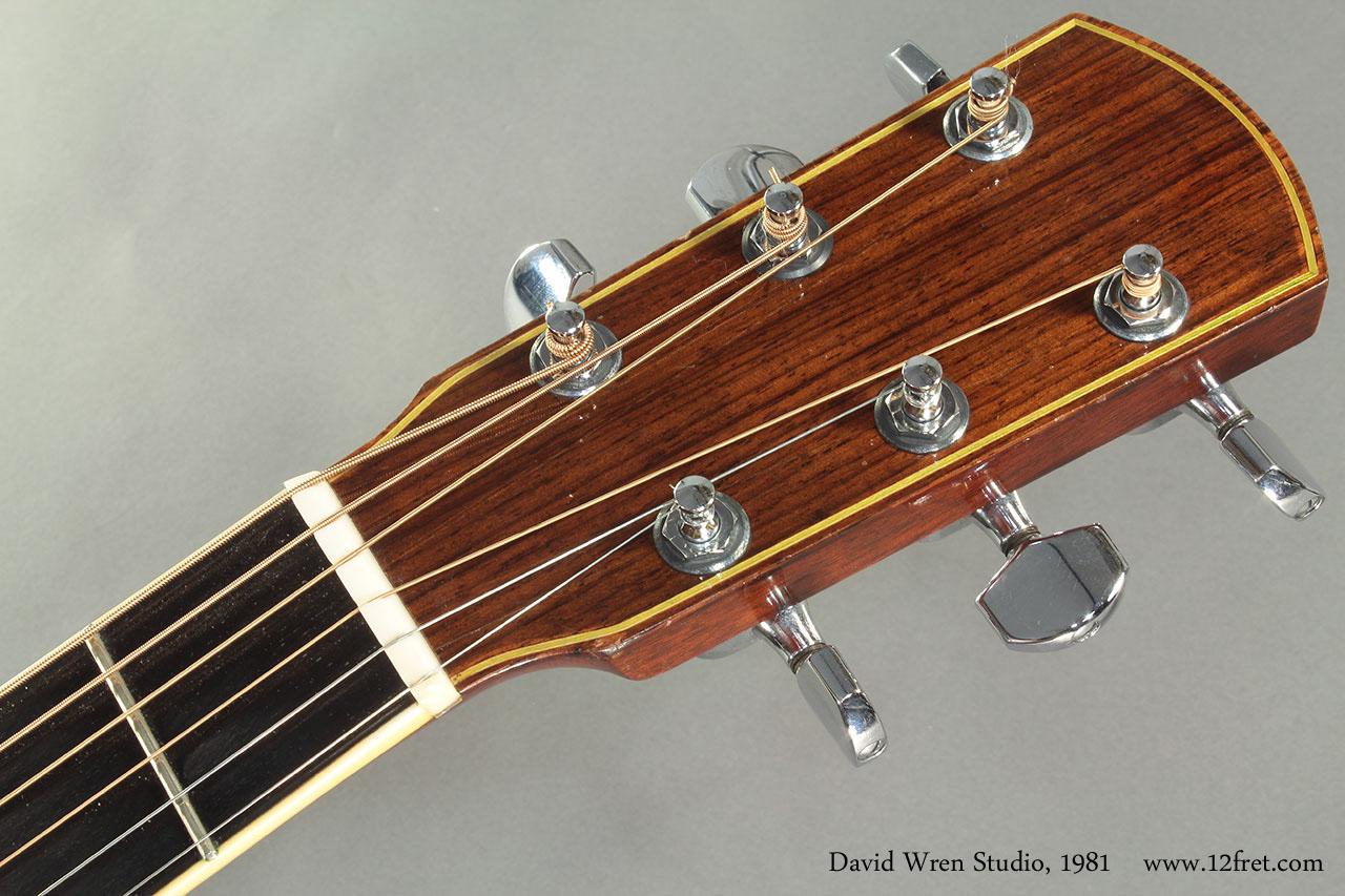 David Wren Studio 1981 head front