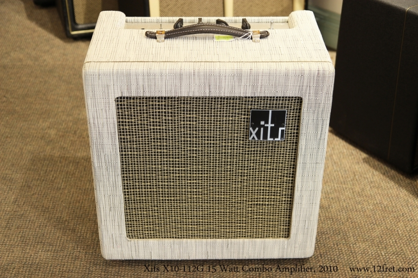Xits X10-112G 15 Watt Combo Amplifier, 2010   Full Front View