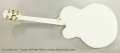 Yamaha AES-1500 Thinline Archtop Electric Guitar, 2011 Full Rear View