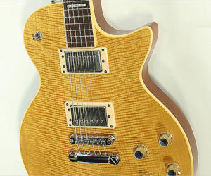 SOLD! 1999 Guild Bluesbird Chambered Solidbody Guitar Natural