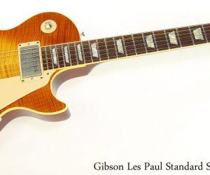 Gibson Les Paul Standard Sunburst, 1988