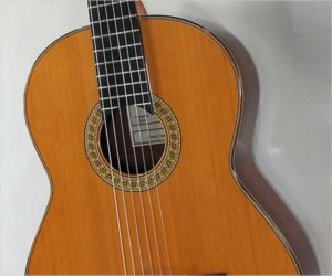 ❌ Sold ❌   Dieter Hopf Gran Concierto Classical Guitar, 2004