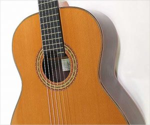 ❌SOLD❌  2009 Alhambra Luthier India Classical Guitar
