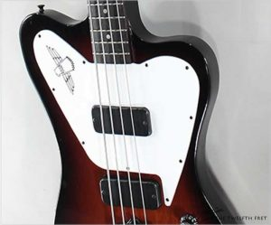 Gibson Thunderbird Bass 'Non Reverse' 2013 Model - The Twelfth Fret