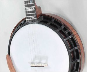 Nechville Galaxy Phantom Maple 5-String Banjo, 2017