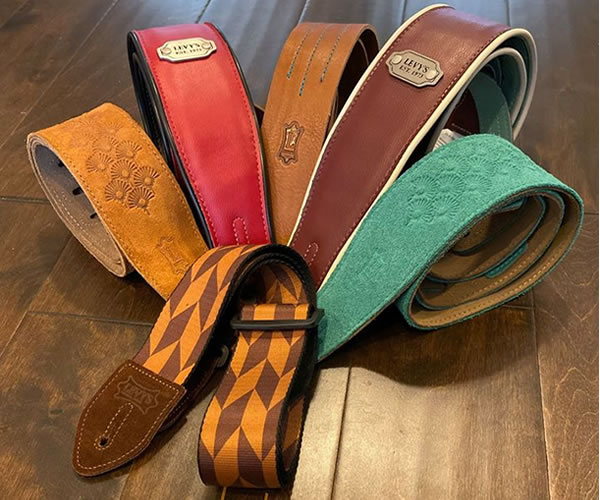 30% OFF SELECT GUITAR STRAPS - Holiday Sale - The Twelfth Fret