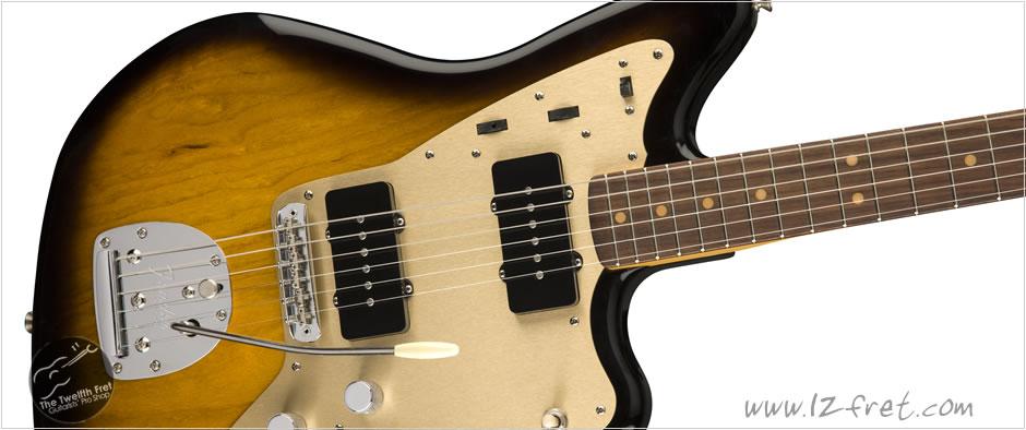 Fender Celebrates 60 Years of Jazzmaster - The Twelfth Fret