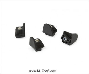Aclam Fasteners For Smart Track Pedalboard