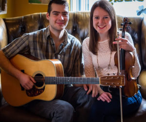 A Night Of Acoustic Music with Jacobe Lauzon and Alanna Jenish