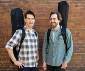 CANCELLED Rob Fenton and Adam Shier Return for A Night of Music Monday March 30 -The Twelfth Fret