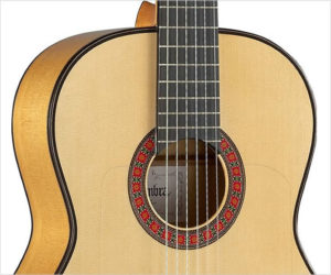 Alhambra 10fc Flamenco Blanca Guitar