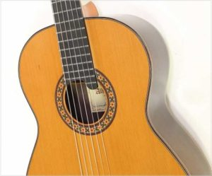 Alhambra 10 Premier Red Cedar Top Classical Guitar - The Twelfth Fret