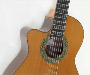 Alhambra 5P CW ZE2 Cutaway Classical Left Handed