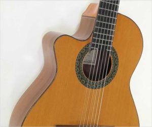 Alhambra 5P CW ZE5 Cutaway Classical Left Handed