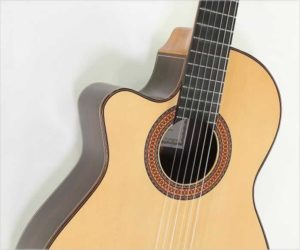 Alhambra 7P CWZ Cutaway Classical Left Handed