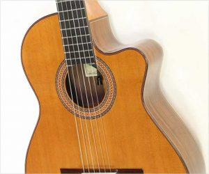 ‼️Reduced‼️ Alhambra 7P CW E5 Cutaway Classical Guitar, 2012