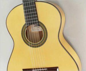 Alhambra 7fc Flamenco Blanco Guitar - The Twelfth Fret