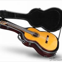 Alhambra Carbon Fiber Classical Guitar Case - The Twelfth Fret
